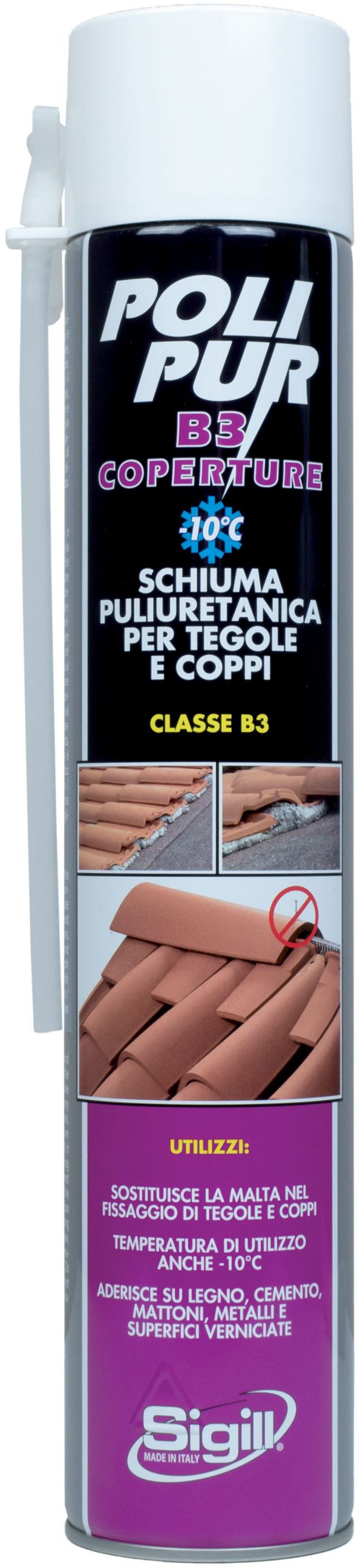 woretproofing construction sealant, POLIPUR B3 COPERTURE MANUALE