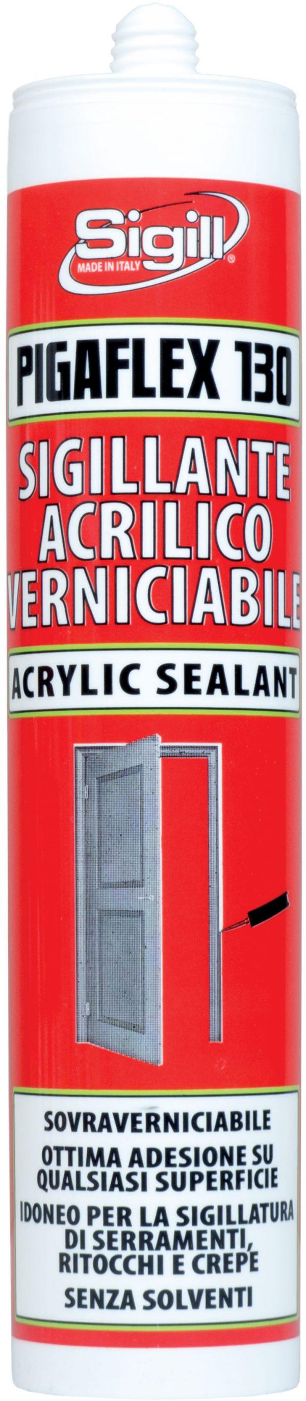 Multipurpose acrylic sealant PIGAFLEX 130