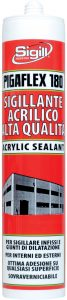 Acrylic sealant for building PIGAFLEX 180