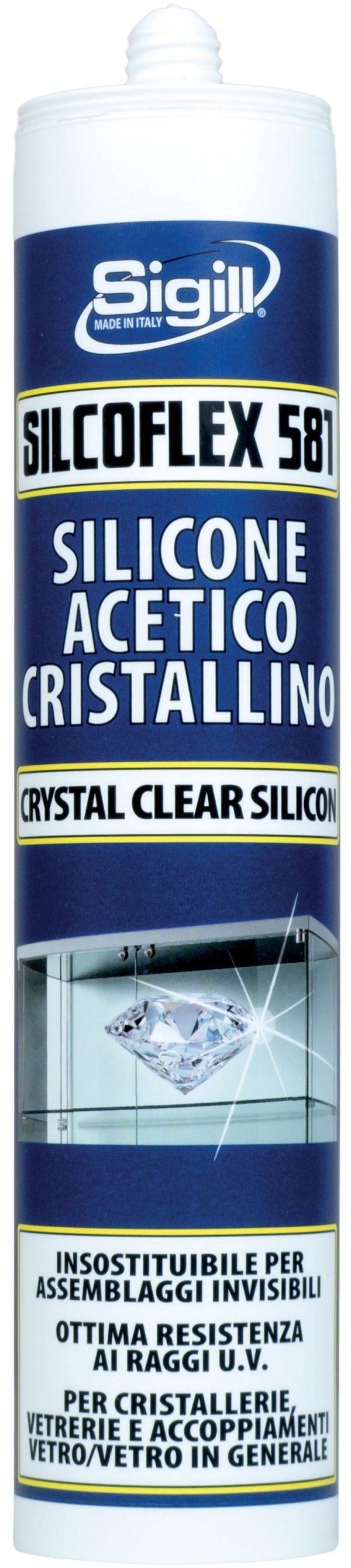 SILCOFLEX 581 CRISTALLINO