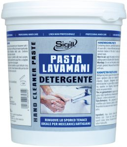 Traditional paste hand-cleanser PASTA LAVAMANI 1L