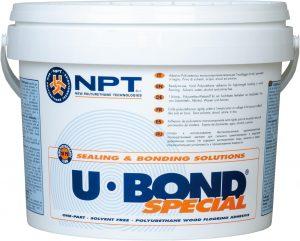 U-BOND SPECIAL, polyurethane adhesive, costruction adhesive, wood flooring adhesive